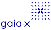 Logo of the Gaia-X project